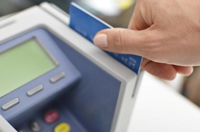 מכשיר לסליקת אשראי